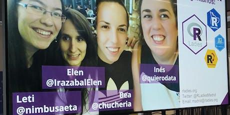 DataGirls- RLadies Santiago de Compostela entradas