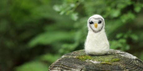 Needle Felted Owls workshop at Ragfinery tickets