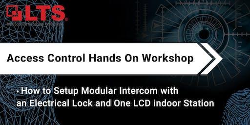 Access Control Hand-on Workshop - LTS LA Office