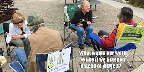 Sidewalk Talk Grass Valley / Nevada City tickets