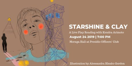 Starshine & Clay - A Live Play Reading with Kendra Arimoto tickets