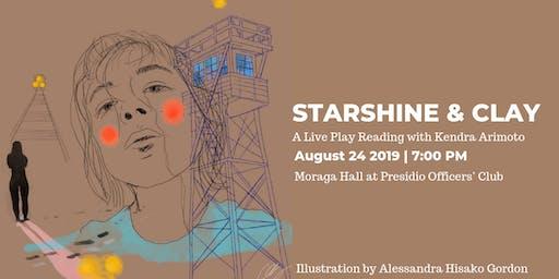 Starshine & Clay - A Live Play Reading with Kendra Arimoto