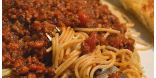 "Spaghetti Dinner & Silent Auction Fundraiser ""Help The Holmes Family"""