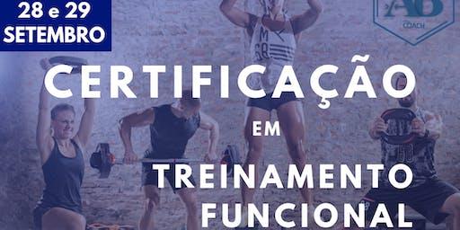 Certificação em Treinamento Funcional
