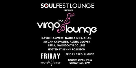 The Soulfest Lounge Presents Gwendolyn Collins & The Virgo Lounge tickets