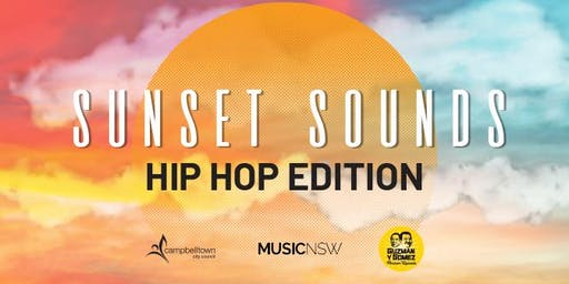 Sunset Sounds | Hip Hop Edition