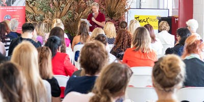 Tina X Talks @ Logan Small Business Expo