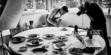 Introduction to Food Photography and Styling with David Griffen tickets