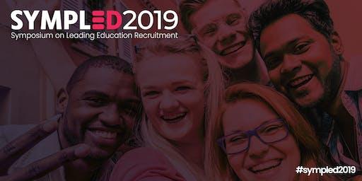 SYMPLED2019 - Symposium on Leading Education Recruitment