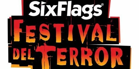 EXCURSION : Festival del Terror  sixflags 2019 billets