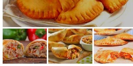 Empanadas 1 con el Chef Marcos Valadez en Anna Ruíz Store entradas