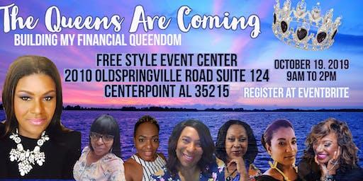 Queen Chronicles Presents  Building My Financial Queendom