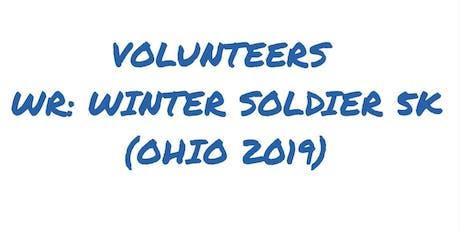 VOLUNTEERS - WR: WINTER SOLDIER (OHIO 2019) tickets