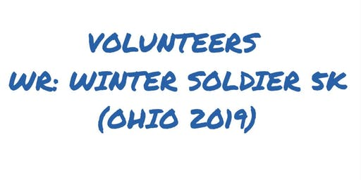 VOLUNTEERS - WR: WINTER SOLDIER (OHIO 2019)