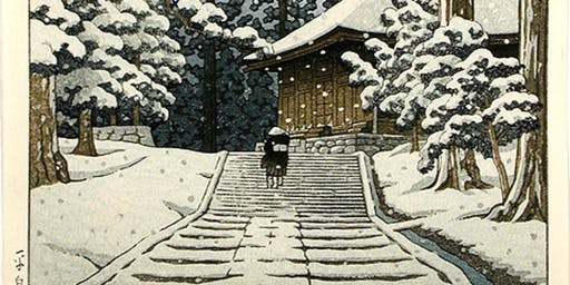 Winter Stillness: The Diamond Sutra   a meditation retreat