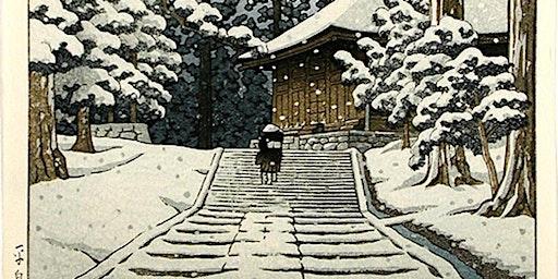 Winter Stillness: The Diamond Sutra | a meditation retreat