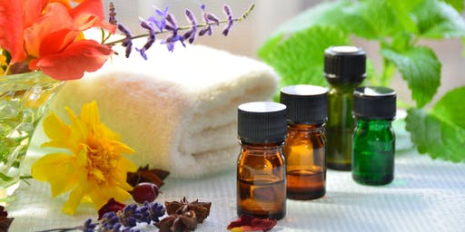 Essential Oils for the Holidays - Make & Take Workshop (XHDV 216 01)