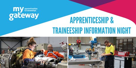 My Gateway Apprenticeship & Traineeship Information Night - Penrith tickets