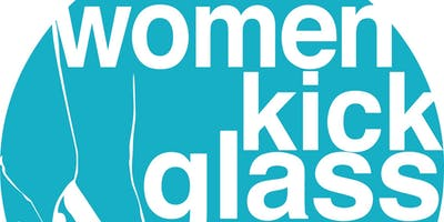 Women Kick Glass Sip, Shop & Network for a Cause