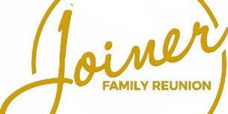 Joiner Family Reunion-MKJ tickets
