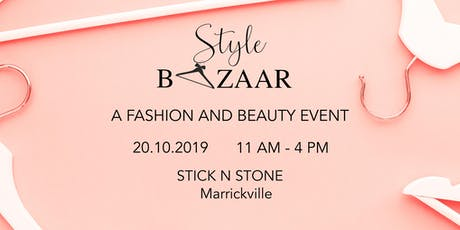 Style Bazaar tickets