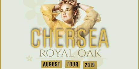 Chanelle Albert & The Easy Company, Chersea and Royal Oak @ The Asylum tickets