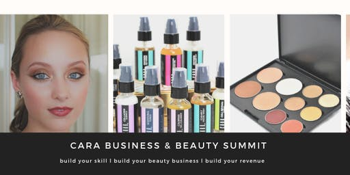 BUSINESS & BEAUTY SUMMIT a 2 day Intensive Workshop 9/29-30