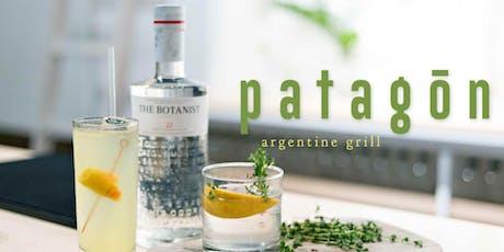 Botanist Gin Dinner tickets