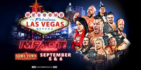 IMPACT Wrestling Las Vegas Titanium Package tickets