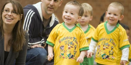 Soccer Time Kids (Ages 1-5)
