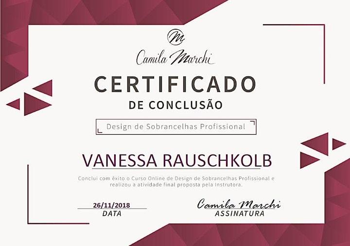 Imagem do evento Curso de designer de sobrancelha em Recife