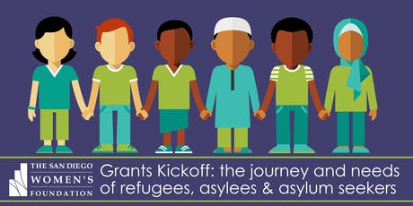 SDWF Grants Kickoff: the journey and needs of refugees, asylees and asylum seekers tickets
