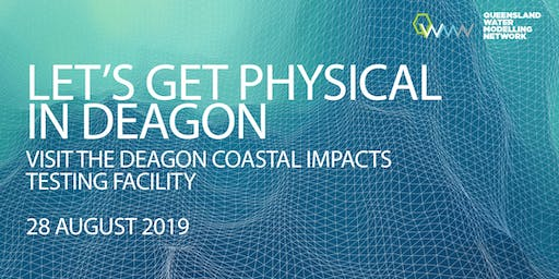 Let's get physical in Deagon: Visit the Deagon Coastal Impacts Testing Facility