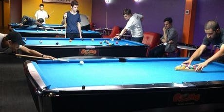 Social Cue Sports tickets