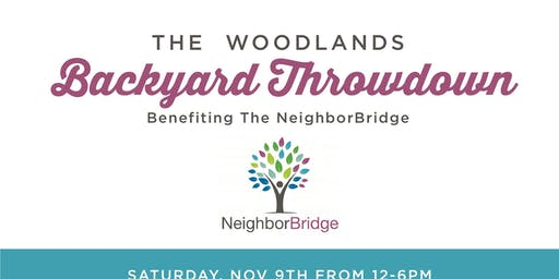 The Woodlands Backyard Throwdown