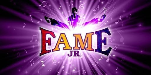 FAME! JR. at Bay Area Stage Theatre!