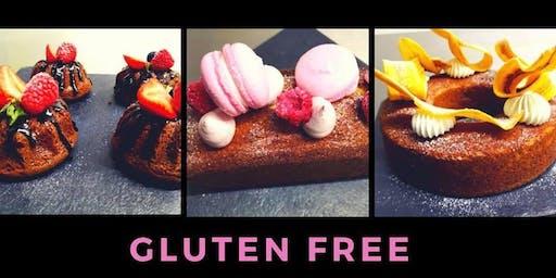 Gluten Free con la Chef Liza Ojeda en Anna Ruíz Store