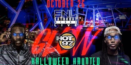 SNL Glow Halloween Costume Party @ 760 Rooftop tickets