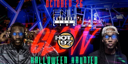 SNL Glow Halloween Costume Party @ 760 Rooftop