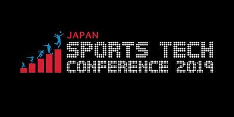 Japan Sports Tech Conference 2019 tickets
