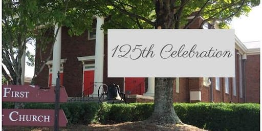 125th Anniversary - Youth Group Reunion Lunch