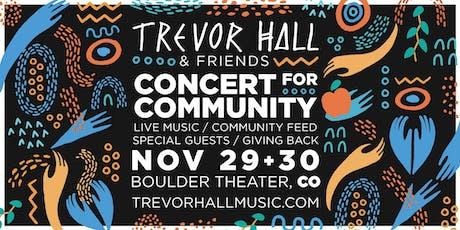 Trevor Hall at Boulder Theater (November 30, 2019) tickets