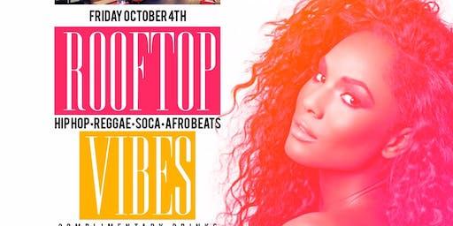 Hip Hop Soca & Reggae with Free Hennessy Drinks at Hudson Terrace
