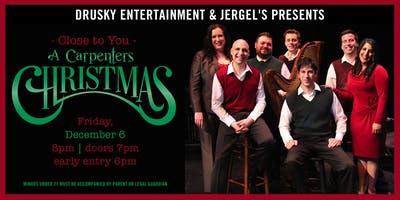 Close to You: The Music of the Carpenters - Christmas Show