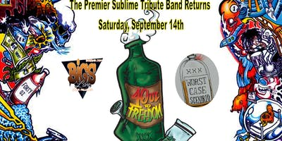 40oz to Freedom - Tribute to Sublime at Bigs Bar Sioux Falls