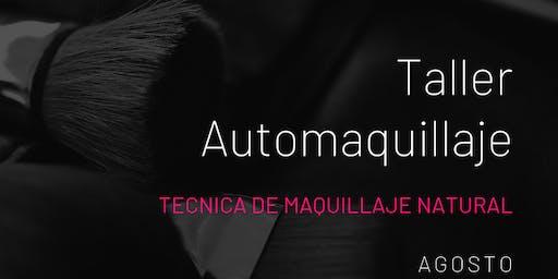 Taller Automaquillaje IMUA| Agosto