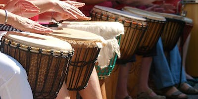 Drumming and Mindfulness