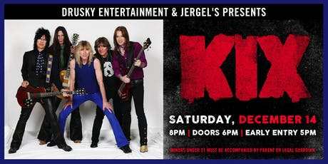 Kix tickets
