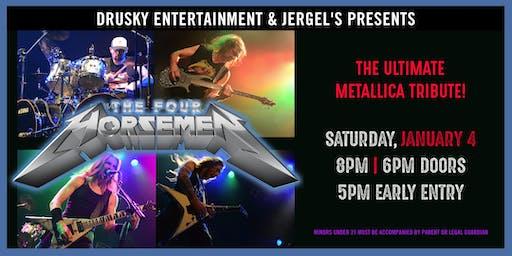 The Four Horsemen - A Tribute to Metallica