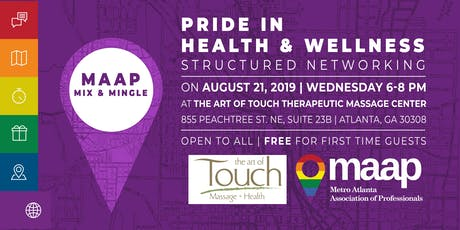 MAAP Pride in Health & Wellness tickets